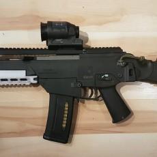 Spuhr-like G36C handguard