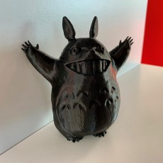 Picture of print of Totoro!