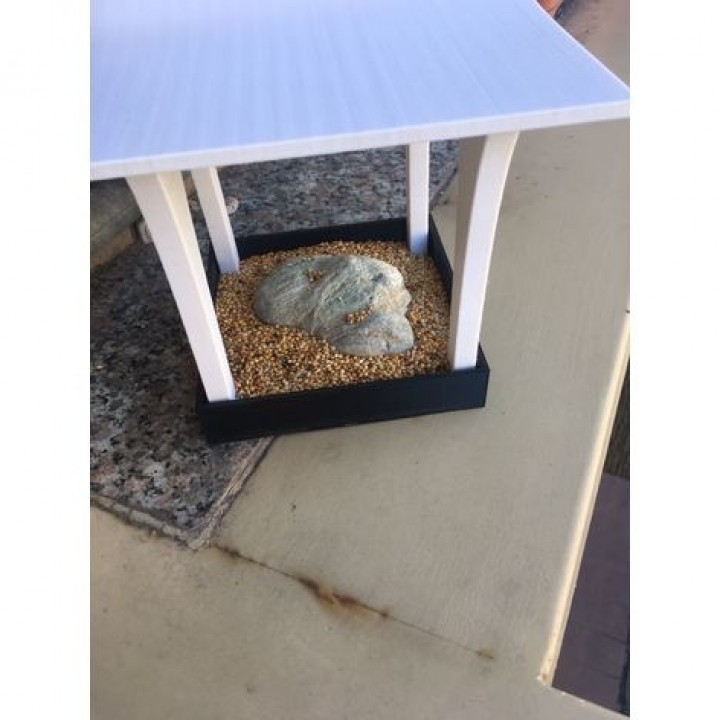Modern Bird House Feeder