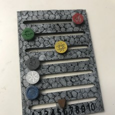 Element table for gloomhaven