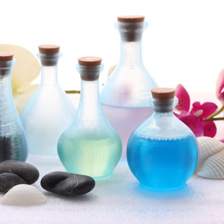 Multipurpose Potion Bottles