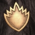 Guardians Of The Galaxy Ravagers badge image