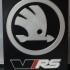 Skoda RS Logo image