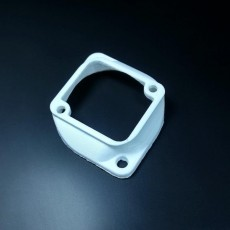 Picture of print of Fan Transition 40mm to 30mm