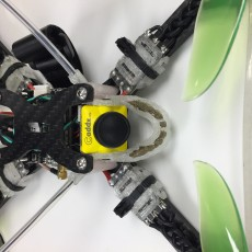 Micro Cam Mount, vTX Antenna Mount and Splitter Cam Protection