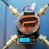 Hinges for WLtoys Quadcopter to fold the shafts of the V666 V262 V959 V333 image