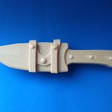 Owen Grady's Knife
