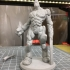 Stone Golem with Blade Arm (Eastman Originals) print image