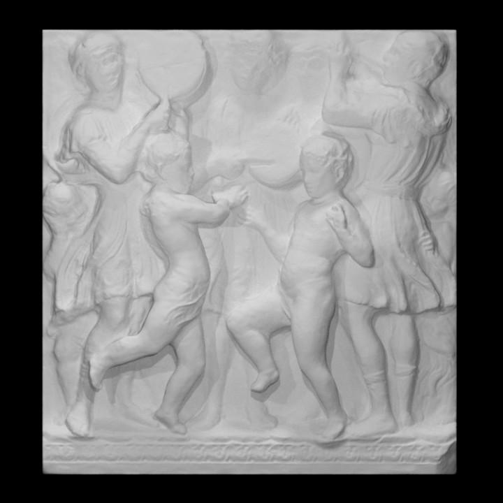 Relief of Laudate Dominum (Psalm 150) [2/10]