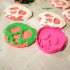 Poison Apple Cookie Cutter image