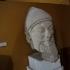 Head of a votive statue image