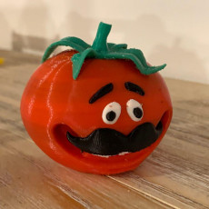 Picture of print of TomatoHead - Fortnite
