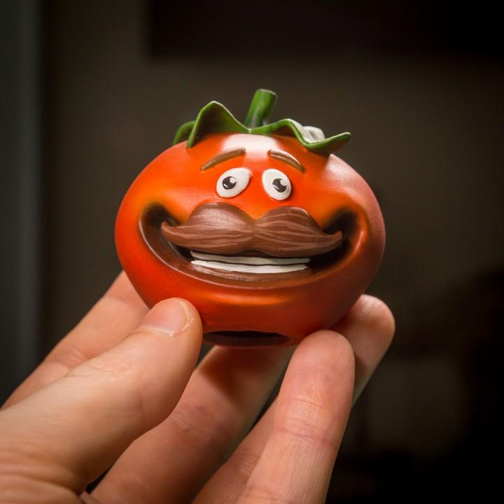 3D Printable TomatoHead