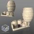 Dwarf Diorama Dice Tower image