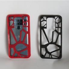 Huawei Mate 10 Pro Phone Case - Voronoi Design