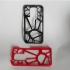 Huawei Mate 10 Pro Phone Case - Voronoi Design image