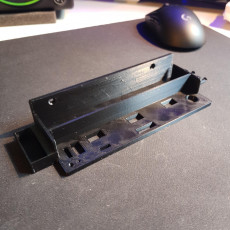 Picture of print of 3D printer tool rack