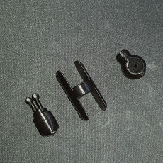 Picture of print of 3D Slug bobbins