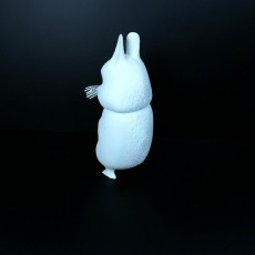 Picture of print of Bunny