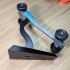 Pinewood Derby Car Stand image