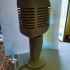 RETRO MICROPHONE LAMP image