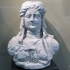 Bust of Isis image