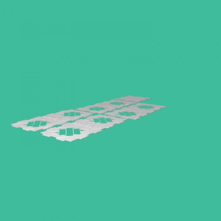 Steemmakers Tower Box V3: Voronoi patterns