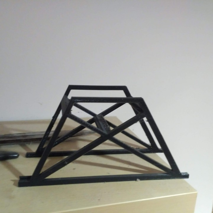 RC car stand 1/10