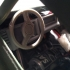 RC 1/10 dashboard with steering wheel image