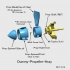 Turboprop Engine, for Business Aircraft, Cutaway image