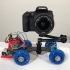 DIY Motorized and Remote Controlled UNO DSL Dolly image