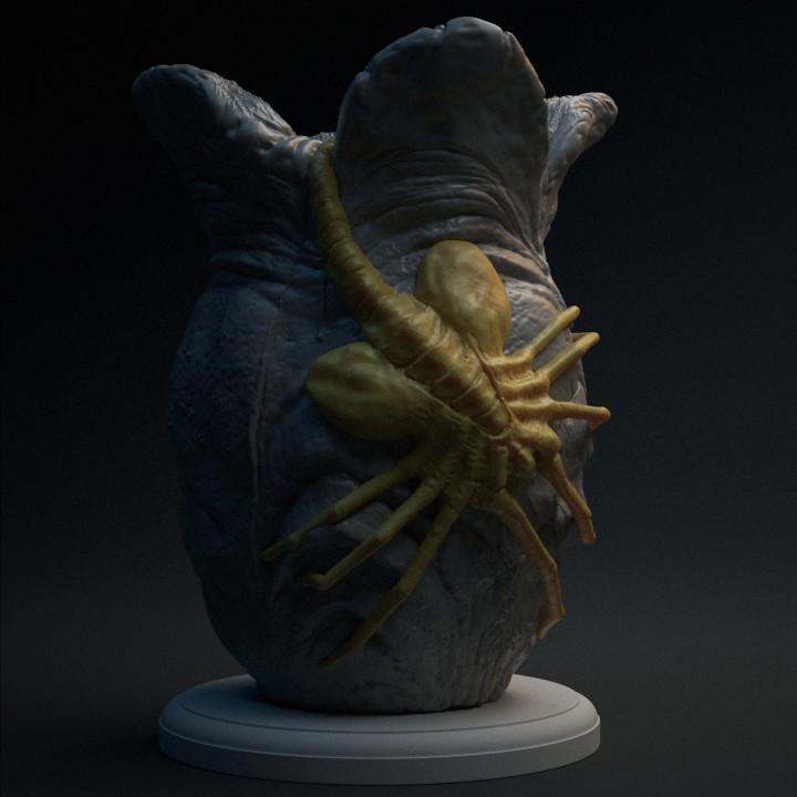 Alien Egg - Wacom Pen Holder