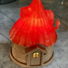 Picture of print of Fairy Hut