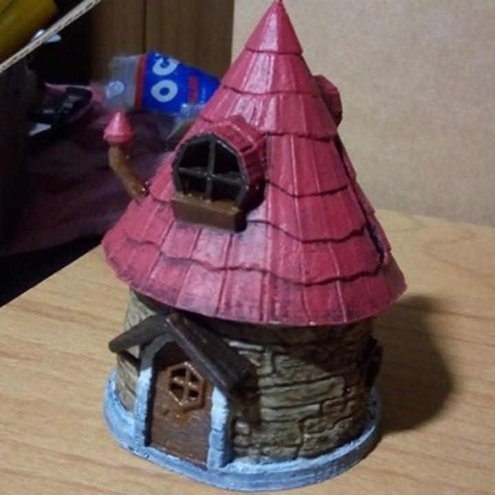 Fairy Hut