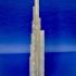 Burj Khalifa - 3D model image