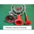 Propfan Engine, Pusher Type using with Planetary Gearbox image