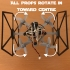 TINY TIE - 3D PRINTABLE INDOOR FPV TIE FIGHTER QUADCOPTER image