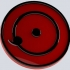 First Stage of the sharingan for Keychain or Pendant image