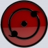 Second Stage of the sharingan for Keychain or Pendant image