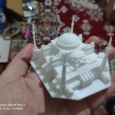 Picture of print of Hagia Sophia