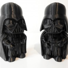 Picture of print of Mini Vader