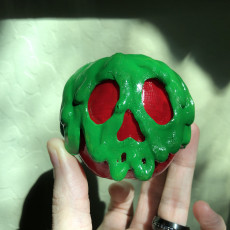 Picture of print of Disney Poison Apple
