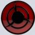 Itachi's eye for Pendant or Keychain image