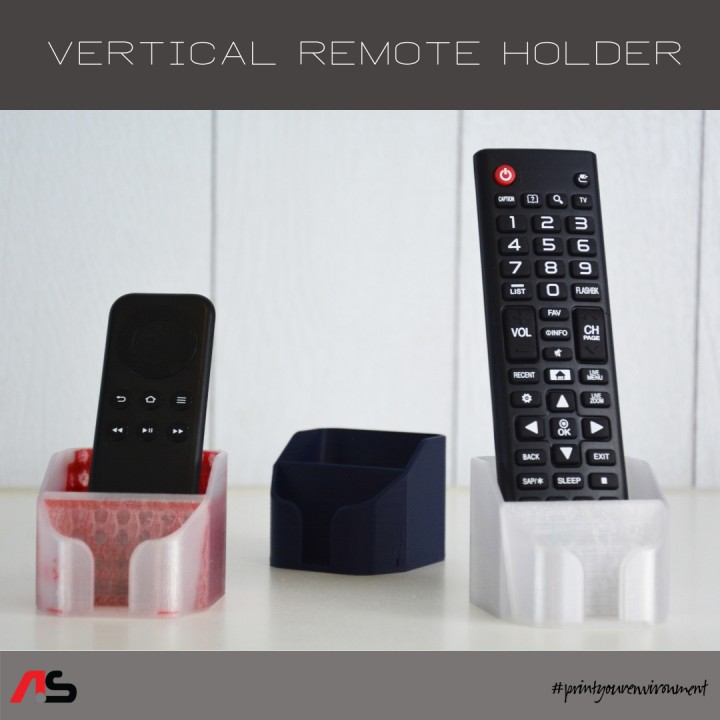 Vertical Remote Stand