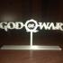 God of WAR Logo image