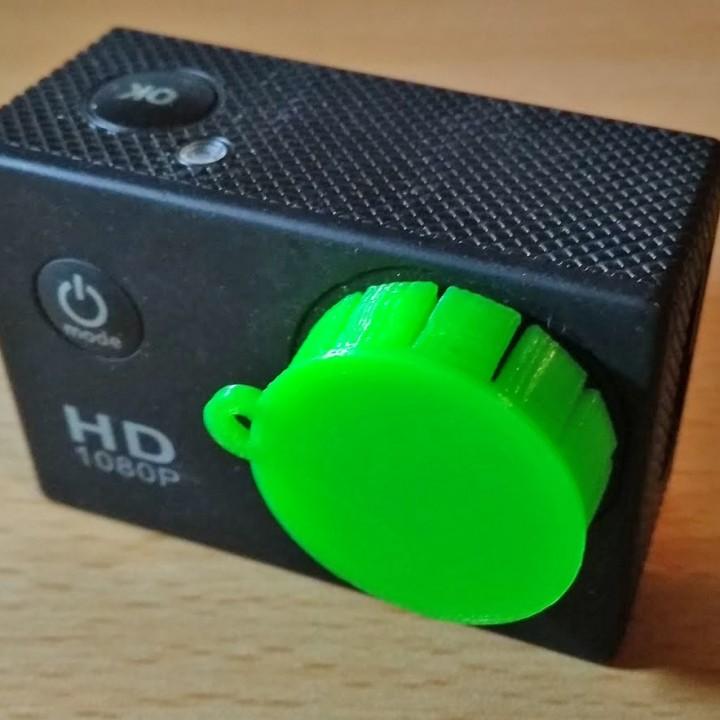 Lens cap for SJ4000