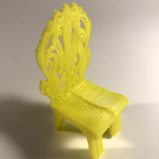 Picture of print of Classic Mandala Chair