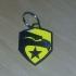 G.I. Joe Shield Keychain image