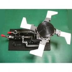 MRH Control Sticks, for Helicopter, Fully Articulated Type