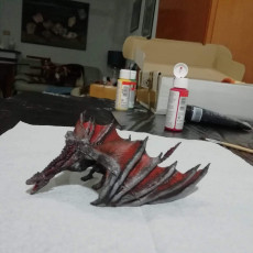 Picture of print of Drogon